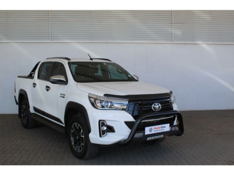 2020 Toyota Hilux 2.8 GD-6 RB Auto Raider Double Cab Bakkie Northern Cape Kimberley_0
