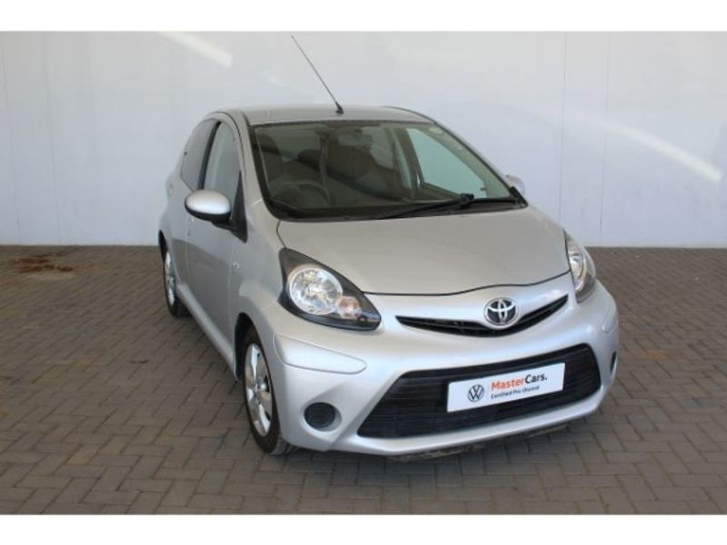2013 Toyota Aygo 1.0 Wild 5dr  Northern Cape Kimberley_0