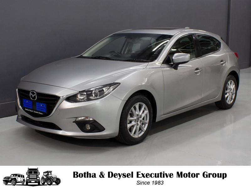 2014 Mazda 3 2.0 Individual 5-Door Gauteng Vereeniging_0