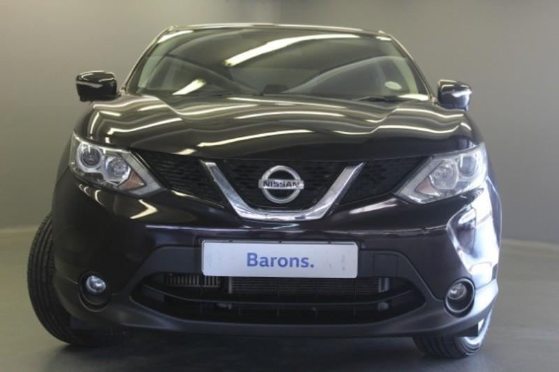 2014 Nissan Qashqai 1.2T AcentaTechno Western Cape Tokai_0