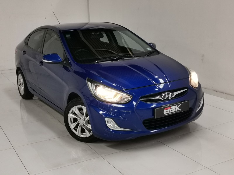 2012 Hyundai Accent 1.6 Gls At  Gauteng Johannesburg_0