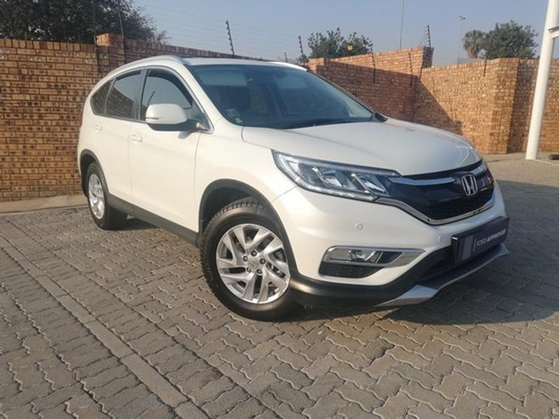 2017 Honda CR-V 2.0 Elegance CVT North West Province Rustenburg_0