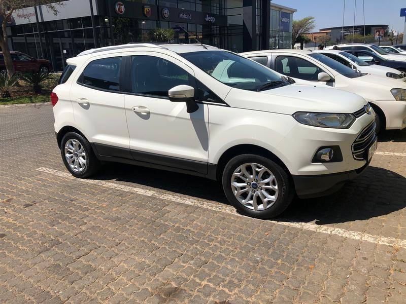 2013 Ford EcoSport 1.0 Titanium Gauteng Midrand_0