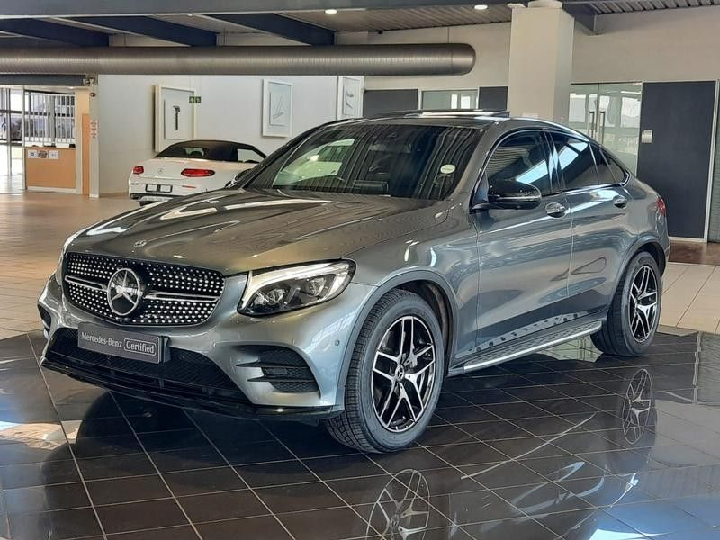 2017 Mercedes-Benz GLC Coupe 350d AMG Western Cape Cape Town_0
