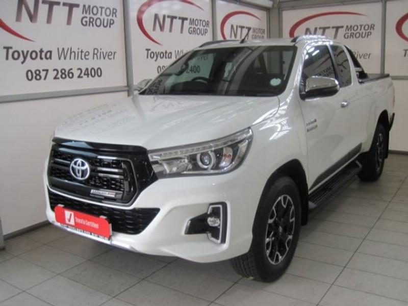2020 Toyota Hilux 2.8 GD-6 RB Raider 4X4 Auto PU ECAB Mpumalanga White River_0