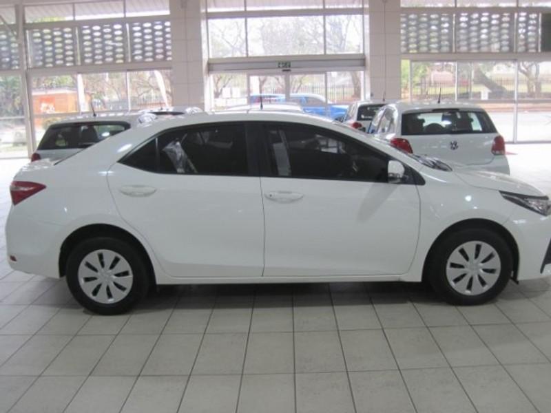 2020 Toyota Corolla Quest 1.8 CVT Mpumalanga White River_0