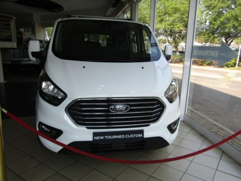 2020 Ford Tourneo Custom LTD 2.2TDCi SWB 114KW Gauteng Johannesburg_0
