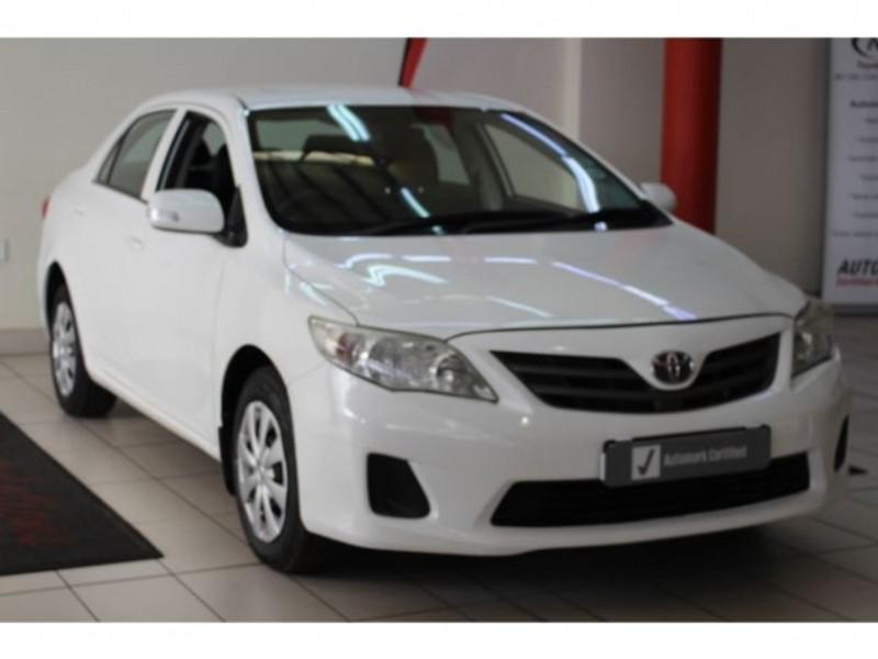 2013 Toyota Corolla 1.6 Professional  Mpumalanga Barberton_0