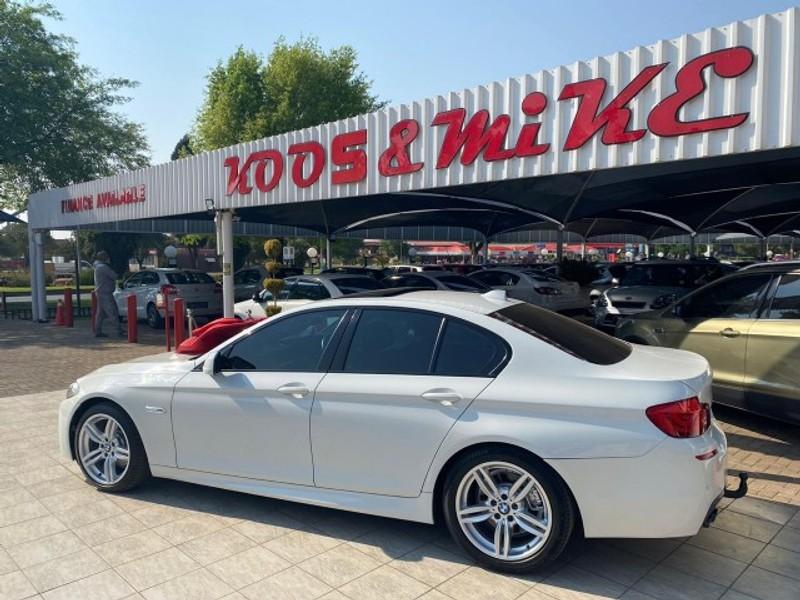 2012 BMW 5 Series 520d At f10  Gauteng Vanderbijlpark_0
