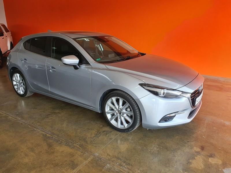 2017 Mazda 3 2.0 Astina Plus Auto 5DR Mpumalanga Secunda_0