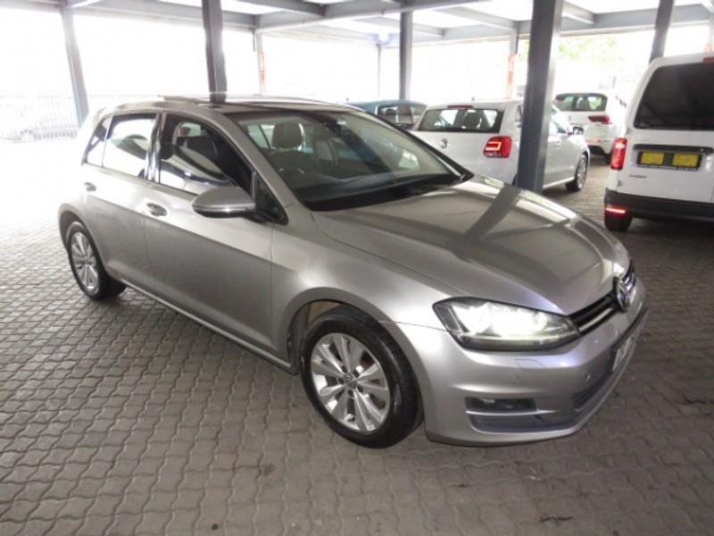 2014 Volkswagen Golf Vii 1.4 Tsi Comfortline Dsg  Western Cape Stellenbosch_0