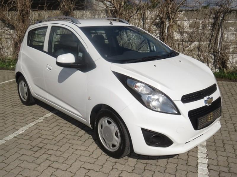 2013 Chevrolet Spark Pronto 1.2 FC Panel van Western Cape Stellenbosch_0