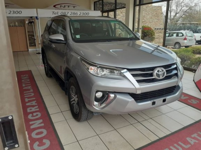 2019 Toyota Fortuner 2.4GD-6 4X4 Auto Limpopo Hoedspruit_0