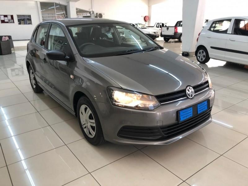 2018 Volkswagen Polo Vivo 1.4 Trendline 5-Door Free State Bloemfontein_0