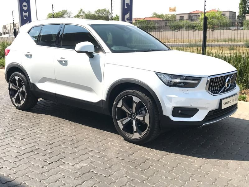2020 Volvo XC40 T5 Inscription AWD Geartronic Gauteng Johannesburg_0