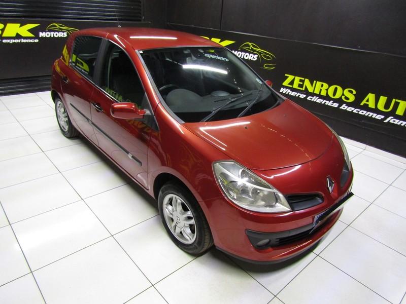 2008 Renault Clio Iii 1.6 Dynamique 5dr  Gauteng Boksburg_0