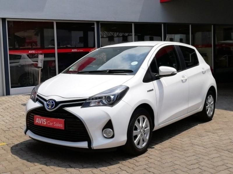 2016 Toyota Yaris 1.5 Hybrid 5-Door Gauteng Pretoria_0