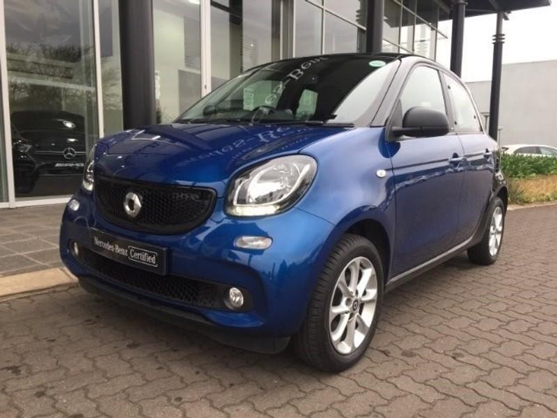 2018 Smart Forfour Passion Auto Kwazulu Natal Pietermaritzburg_0