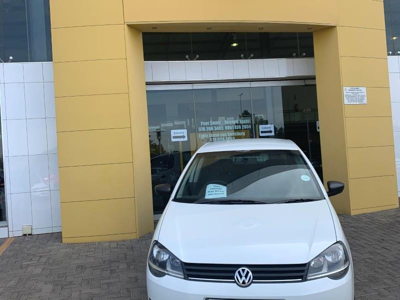 2016 Volkswagen Polo Vivo GP 1.4 Xpress 5-Door Gauteng Vereeniging_0