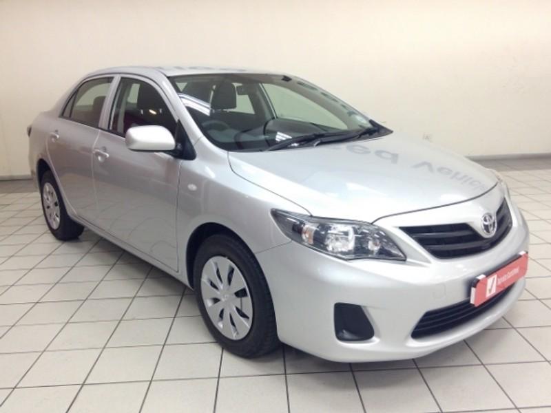 2019 Toyota Corolla Quest 1.6 Limpopo Tzaneen_0