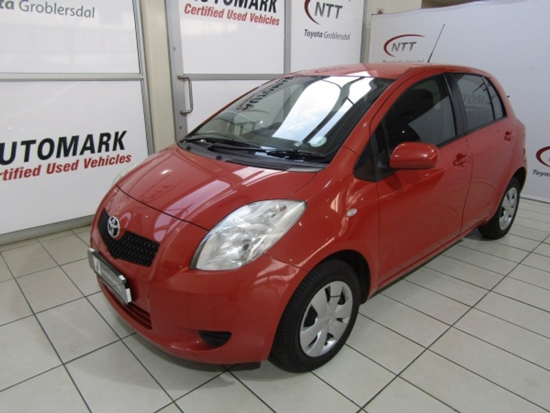 2006 Toyota Yaris T3 5dr  Limpopo Groblersdal_0