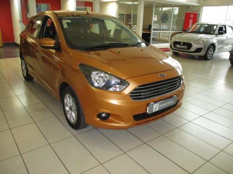 2018 Ford Figo 1.5 Trend Kwazulu Natal Vryheid_0