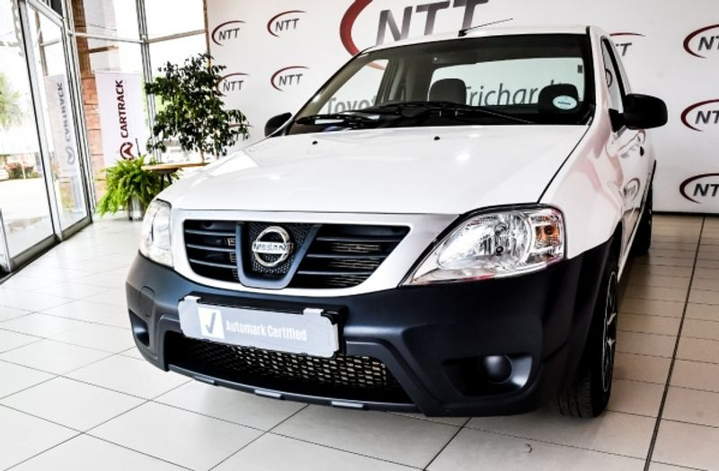 2017 Nissan NP200 1.5 Dci  Ac Safety Pack Pu Sc  Limpopo Louis Trichardt_0