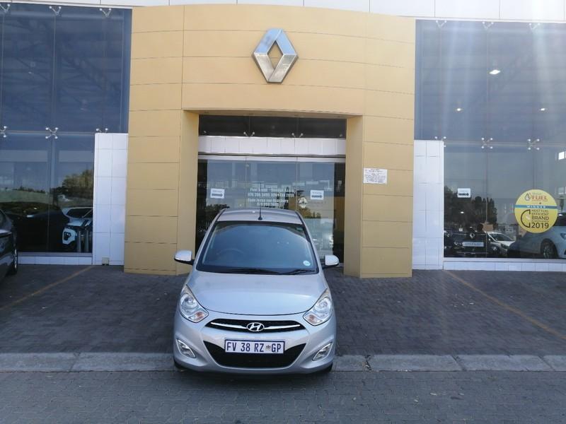 2017 Hyundai i10 1.1 Motion Auto Gauteng Vereeniging_0