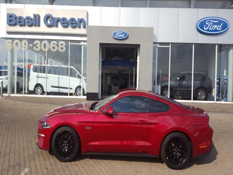 2020 Ford Mustang 5.0 GT Auto Gauteng Johannesburg_0