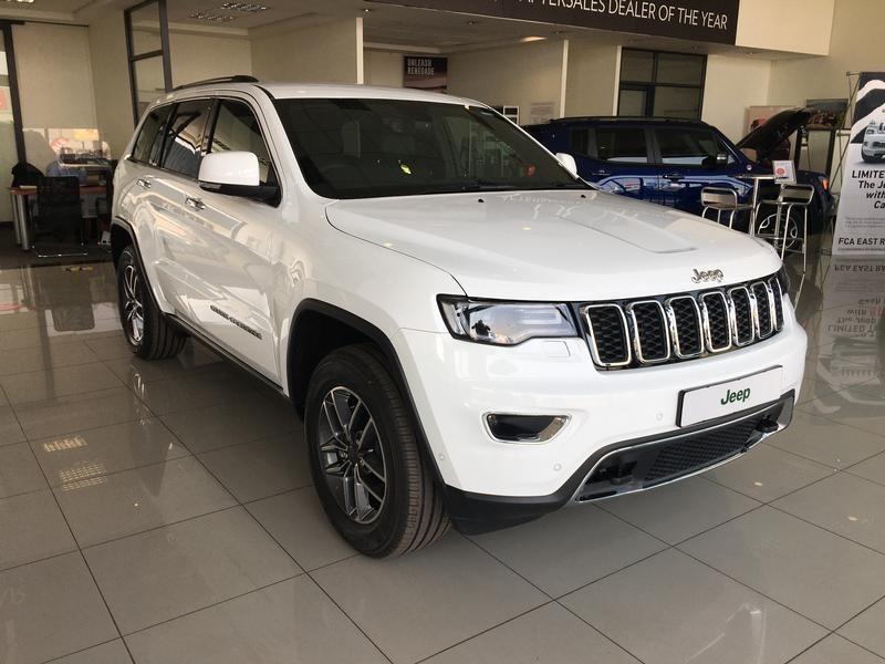 2020 Jeep Grand Cherokee 3.6 Limited Gauteng Johannesburg_0