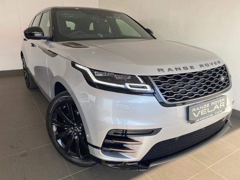 2020 Land Rover Velar 2.0D SE Gauteng Johannesburg_0