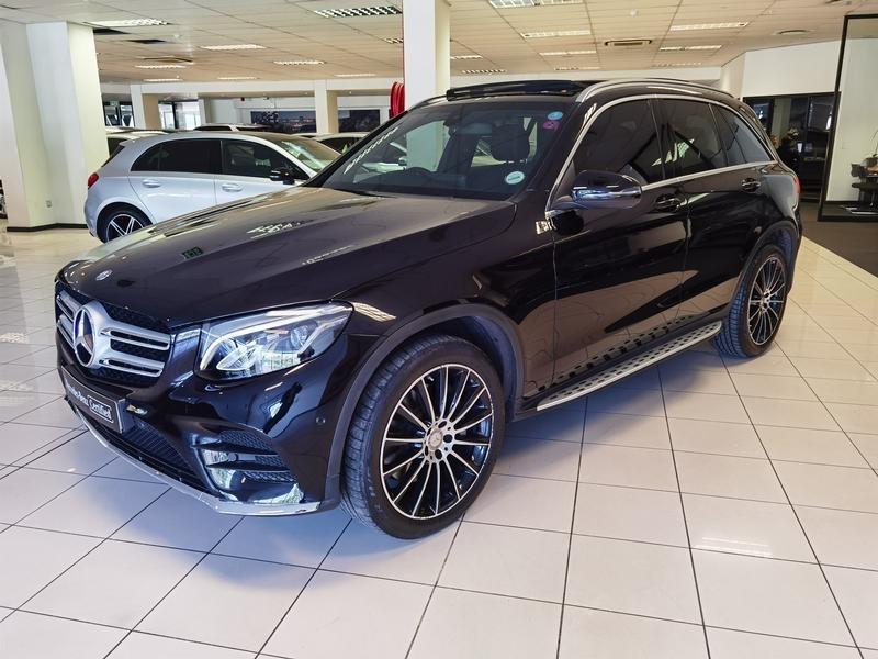 2016 Mercedes-Benz GLC 250 AMG Western Cape Cape Town_0
