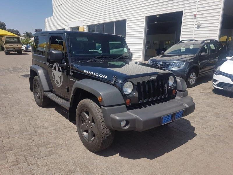2013 Jeep Wrangler Rubicon 3.6l V6 2dr  Gauteng Vereeniging_0