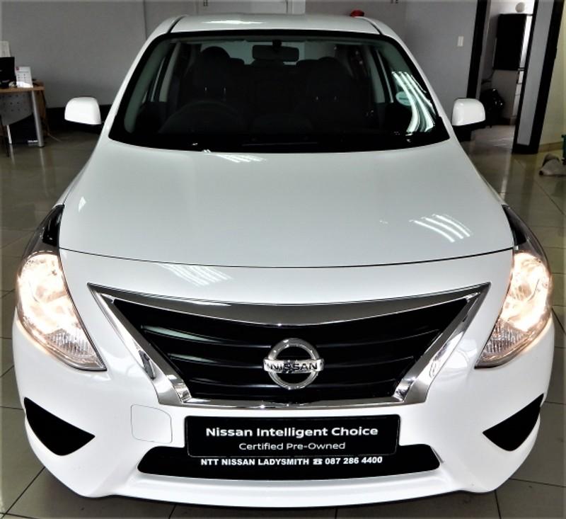 2019 Nissan Almera 1.5 Acenta Auto Kwazulu Natal Ladysmith_0