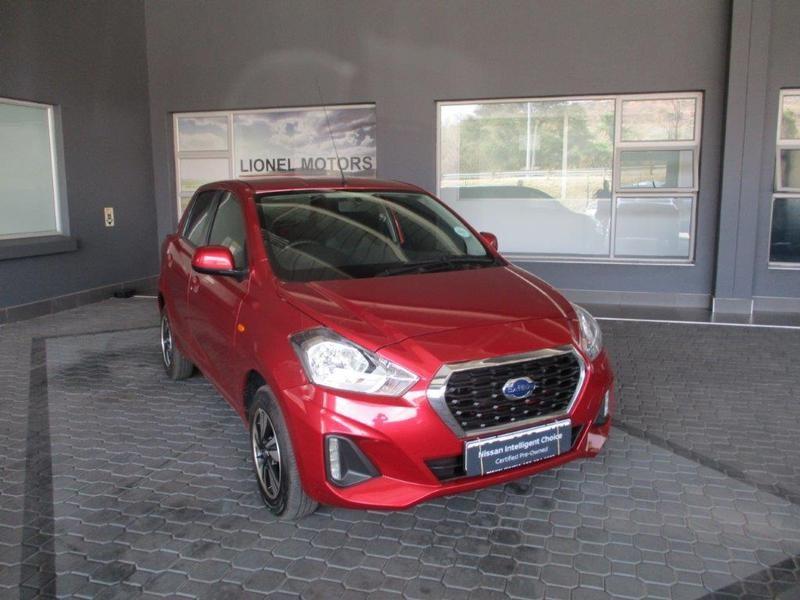 2020 Datsun Go 1.2 LUX North West Province Rustenburg_0