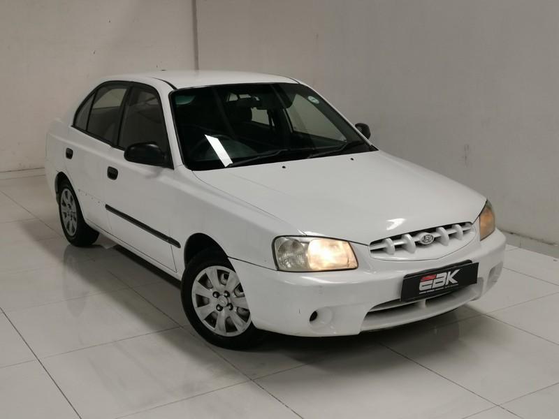 2002 Hyundai Accent 1.5 Ls  Gauteng Johannesburg_0