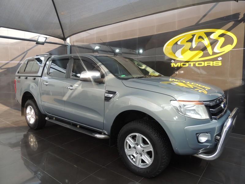 2013 Ford Ranger 3.2tdci Xlt 4x4 At Pu Dc  Gauteng Vereeniging_0