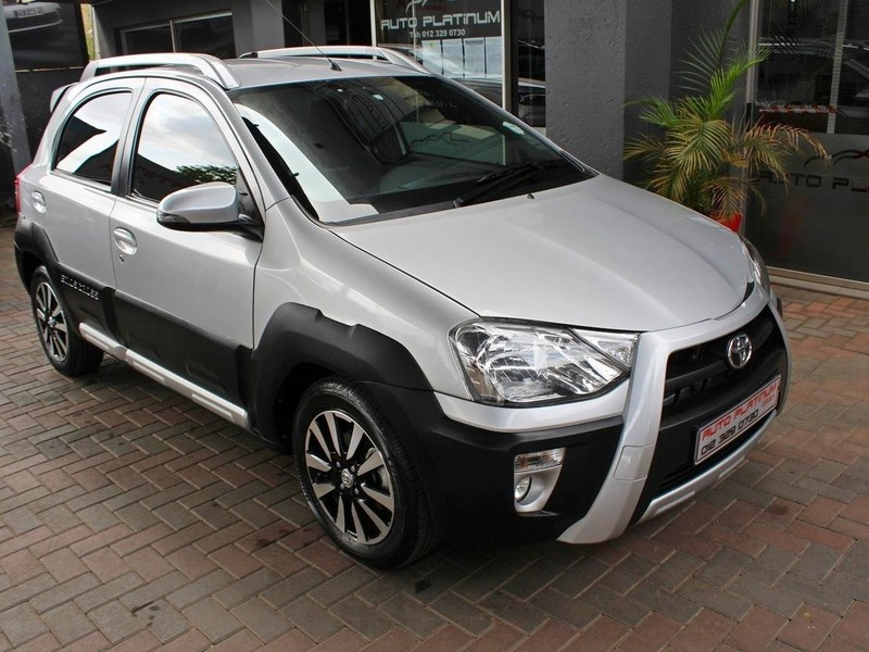 2019 Toyota Etios Cross 1.5 Xs 5Dr Gauteng Pretoria_0