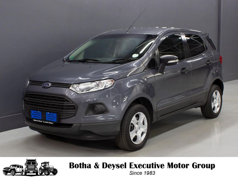 2017 Ford EcoSport 1.5TiVCT Ambiente Gauteng Vereeniging_0