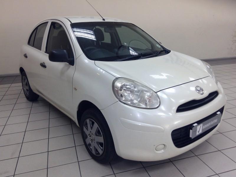 2014 Nissan Micra 1.2 Visia Insync 5dr d86v  Limpopo Tzaneen_0