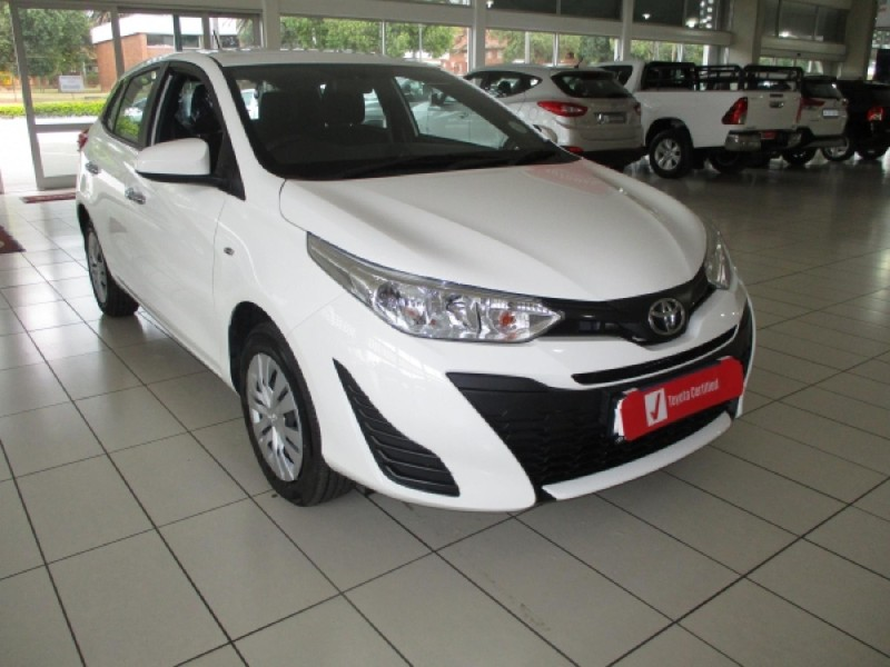 2020 Toyota Yaris 1.5 Xi 5-Door Kwazulu Natal Vryheid_0