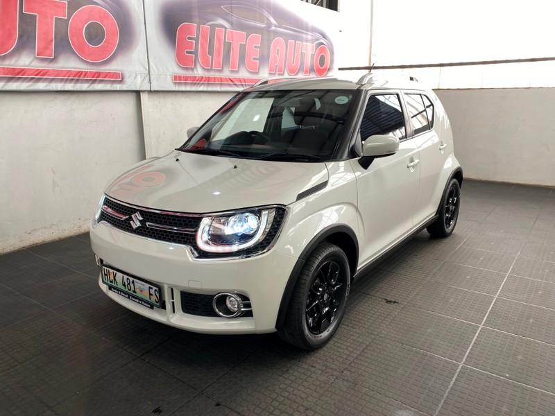 2018 Suzuki Ignis 1.2 GLX Gauteng Vereeniging_0