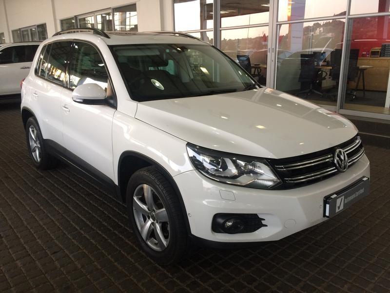 2013 Volkswagen Tiguan 2.0 Tdi Trk-fld 4mot Dsg  Gauteng Rosettenville_0