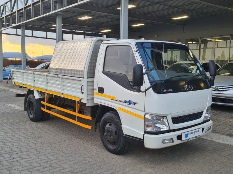 2018 JMC Carrying 2.8 TDi LWB DSCC Gauteng Johannesburg_0
