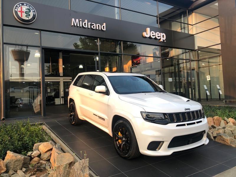 2020 Jeep Grand Cherokee 6.2 SC Trackhawk Gauteng Midrand_0