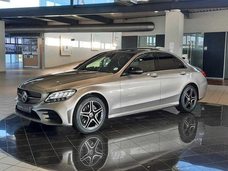 2019 Mercedes-Benz C-Class C180 AMG Line Auto Western Cape Cape Town_0