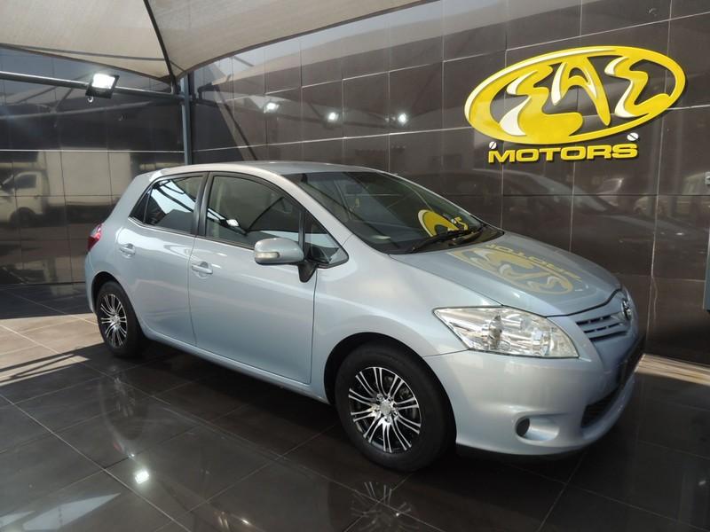 2011 Toyota Auris 1.6 Xi  Gauteng Vereeniging_0