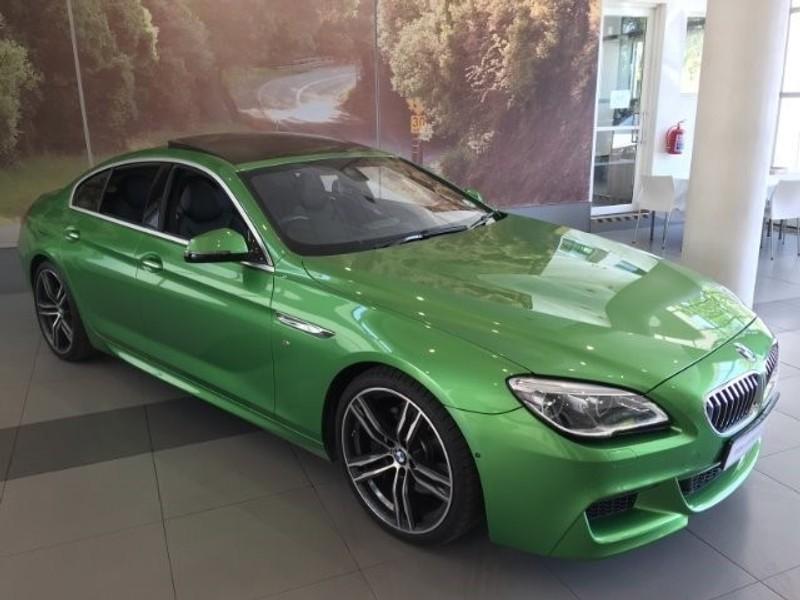 2019 BMW 6 Series 640d Gran Coupe Individual  Gauteng Pretoria_0