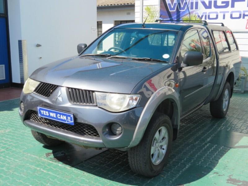 2009 Mitsubishi Triton 2.5 Di-d Club Cab Pu Sc  Western Cape Cape Town_0