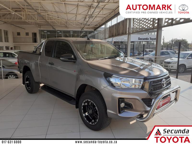 2018 Toyota Hilux 2.4 GD-6 RB SRX PU ECAB Mpumalanga Secunda_0